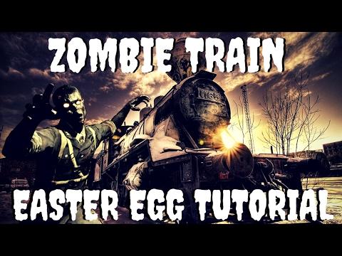 Zombie Train - Easter Egg Tutorial   WAW Custom Zombie Maps