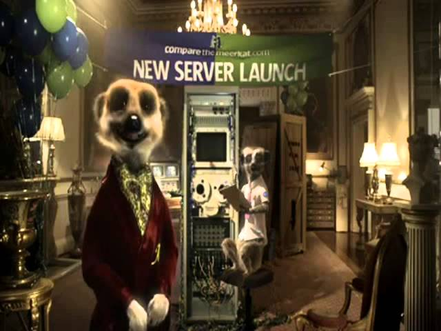 Funny New Compare The Meerkat  Bloopers Out Take  TV Advert LOL