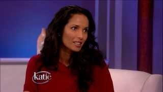 'Top Chef' Host Padma Lakshmi on 'Katie'