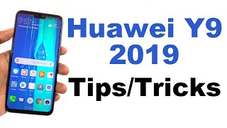 Huawei Y9 10+ Tips and Tricks