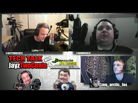 Tech Talk #52 - Live GPU Block Install and Special Guest Zeo Fox - [ARCHIVE]