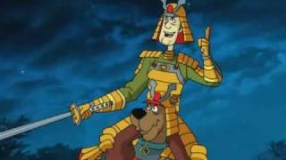 Scooby doo i miecz Samuraja ostatnia walka