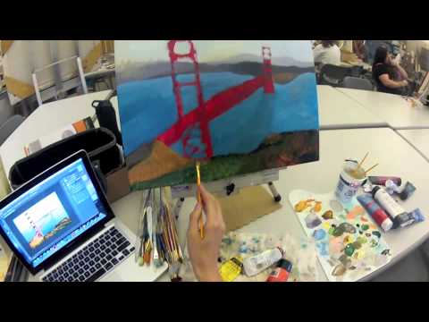 Go Pro at Mendocino! -Mendocino College Art Department