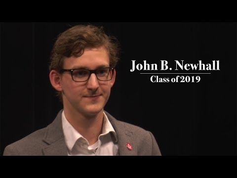 Spiritual Lives at Lawrence: John B. Newhall