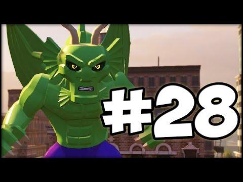 LEGO MARVEL AVENGERS - LBA - Episode 28 : Fin Fang FOOM!