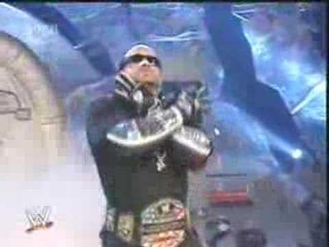 WWE MVP Entrance