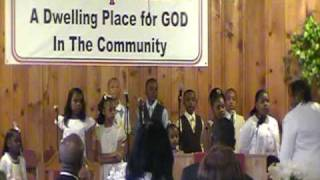 Jesus Went To Calvary (Zion Rest Children Choir)