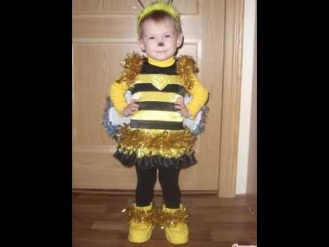 Костюмы пчелки своими руками 944