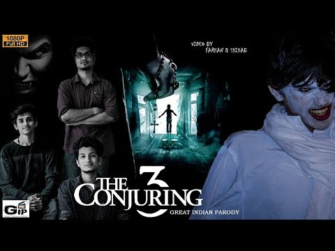 The Conjuring 3 Trailer [HD] 2017 | Parody(spoof) | GIP