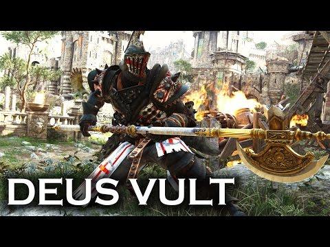 For Honor - DEUS VULT