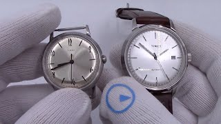 Timex Marlin Automatic Wristwatch - Another hit for Timex?