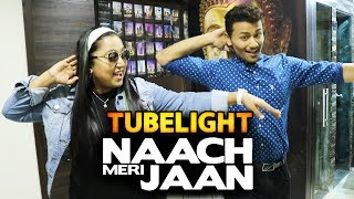 download lagu Learn Naach Meri Jaan From Tubelight Choreographer Shabina Khan gratis