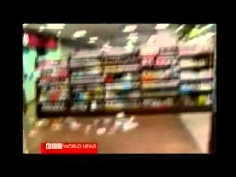 Japan 2011 Earthquake 3 - Science & Footage - BBC World News America 11.03.2011