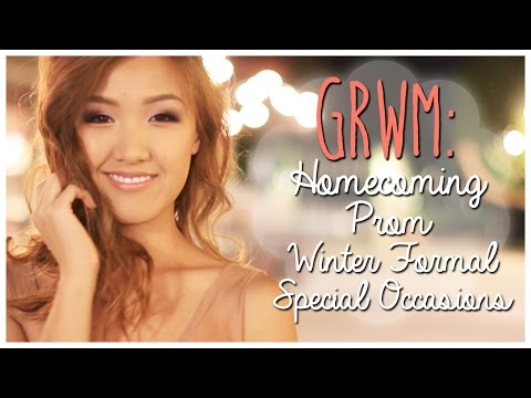 GRWM: Special Events (Homecoming, Formals, Etc) | ilikeweylie