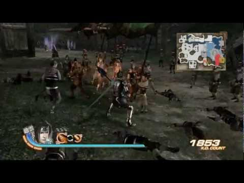 Dynasty Warriors 7 Xtreme Legends Zhao Yun MAX Status