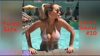 Funny Gifs with Sound - #10