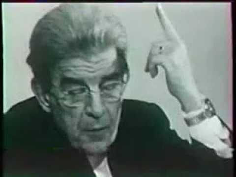 Jacques Lacan Television 1973 (Sub. español)