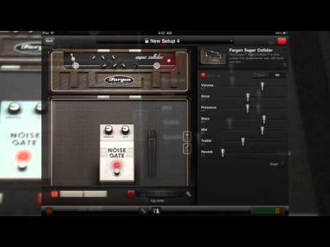 AmpKit Featuring New Fargen Amp Models!