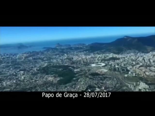 Eu te peço, Senhor Jesus, pelo Rio de Janeiro, que apesar das mazelas, é lindo!