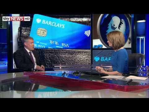 Barclays: 20,000 Job Cuts In New Strategy