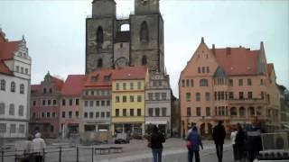 Above & Beyond Travel: Wittenberg, Berlin, Germany
