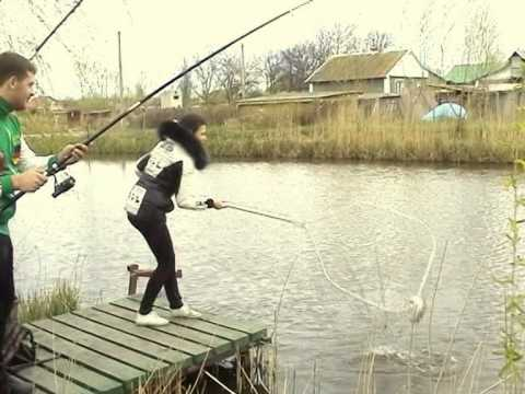 рыбалка ватер сити одесса рыбалка