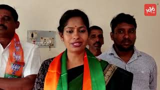 BJP Leader Chandupatla Keerthi Reddy Reacts to Rahul Gandhi Comments on Rafale Deal | Modi