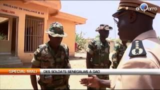 Mali : Des soldats sénégalais à Gao