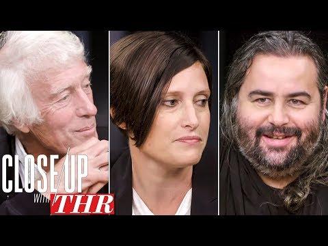 Full Cinematographers Roundtable: Roger Deakins, Rachel Morrison, Dan Laustsen   Close Up With THR