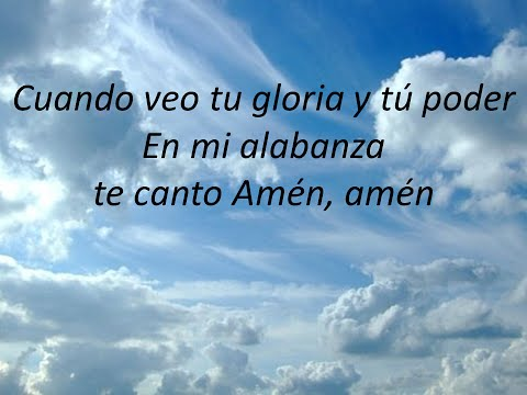 Sopla Cristo sopla y amén, amén, amén (Inspiración Letra)
