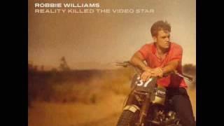 Watch Robbie Williams Blasphemy video