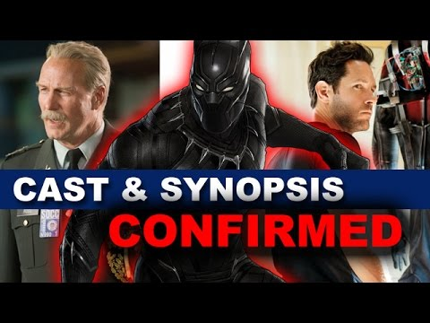 Captain America Civil War 2016 Cast & Synopsis - Beyond The Trailer