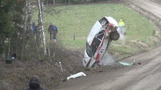 Defa Ralli 2016, Kerava (crash & action)