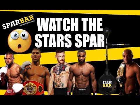 Sparbar - Amazing Boxing Reflex skills