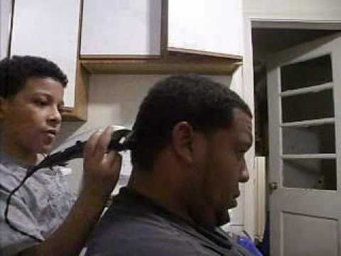 9-year-old barber vid a fake?!!?