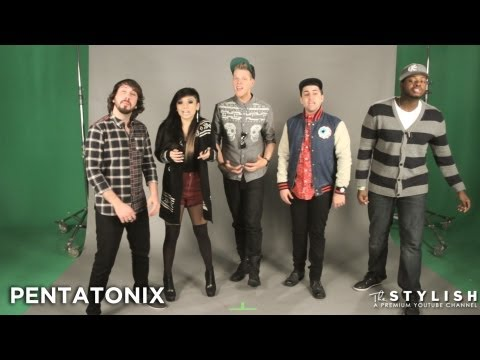 PENTATONIX  &quot;BADDEST GIRL&quot; LIVE &amp; UNCUT!