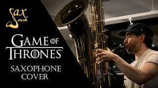 Game of Thrones - Saxophone Cover