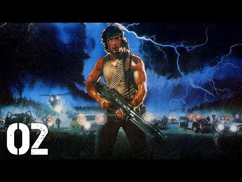 Lets Play RAMBO The Video Game #02 Deutsch PS3 Gameplay German