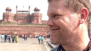 RED FORT TOUR,  DELHI INDIA
