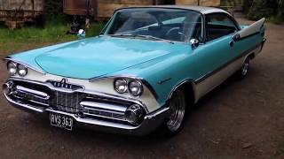 1959 Dodge Coronet 2 Door Hardtop
