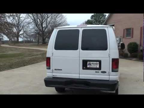 2009 Ford E150 Econoline Cargo Van For Sale See Www