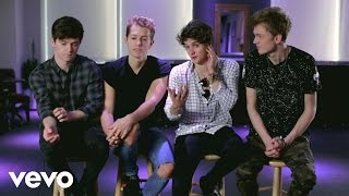 The Vamps - Catching Up With The Vamps (Vevo LIFT)