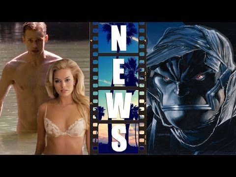 Tarzan 2016 with Alexander Skarsgard & Margot Robbie, X-Men Apocalypse Casting - Beyond The Trailer