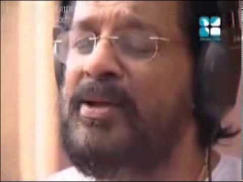 Dr. K. J. Yesudas Performing Christian Devotional Song Andhatha Neekkunna From Album Divyanjali video