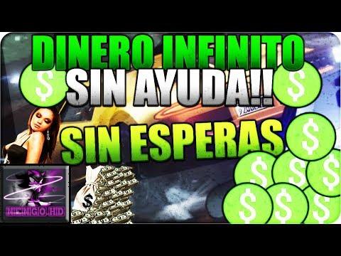 GLITCH-GTA 5-Online 1.22 PS4-DINERO INFINITO-Sin Ayuda-[Nengo-HD] GTA 5 Dinero INFINITO Sin Ayuda!!