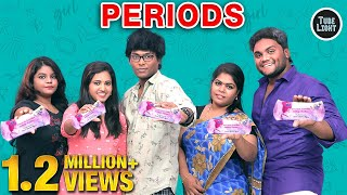 Periods | Tube Light Attakasangal | Sothanaigal | Bigo Live