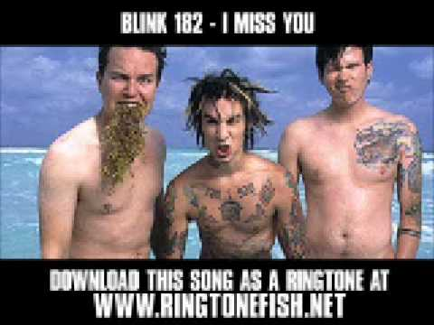 Blink 182 - I Miss You [New HQ Video + Lyrics]