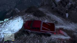 GTA V Vapid Sandking XL - Mount Chiliad Challenge
