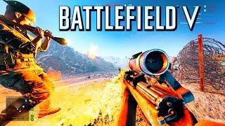 Battlefield 5: TheBrokenMachine's Chillstream PS4 Pro multiplayer Gameplay