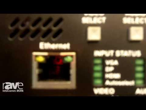 InfoComm 2015: Lightware Details WP-UMX-TPS-TX130-US Wall Plate Extender